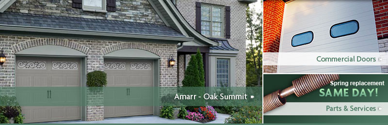 All City Garage Door - Amarr Garage door service, repair, sales, openers, installation, spring, remotes, parts.