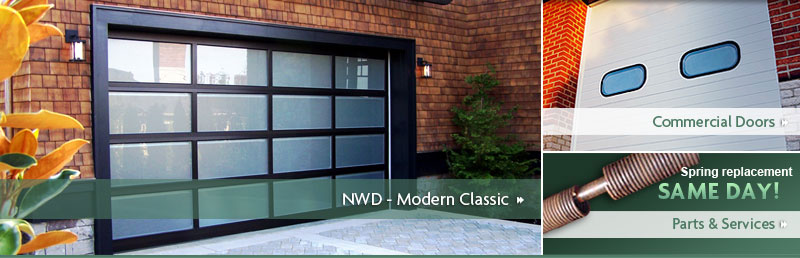 All City Garage Door - NWD Garage door service, repair, sales, openers, installation, spring, remotes, parts.