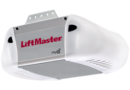 All City Garage Door - Premium Series LiftMaster 8355 1/2 HP AC Belt Drive Garage Door Opener