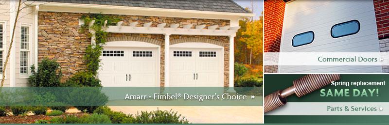 Amarr - Fimbel Designeru0027s Choice & All City Garage Door - Amarr Garage Doors - Fimbel Designeru0027s Choice