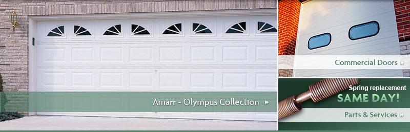 All City Garage Door Amarr Garage Doors Olympus Collection