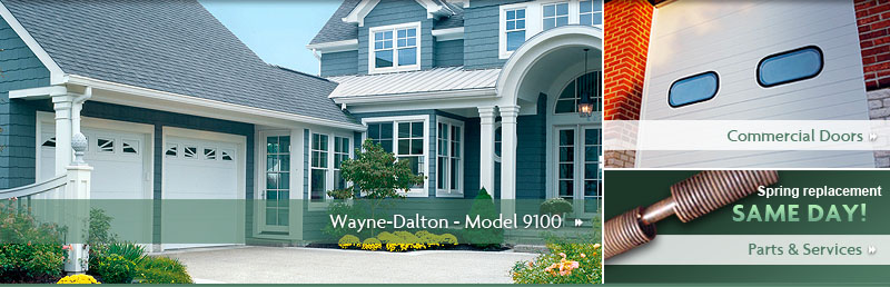 Wayne-Dalton Model 9100