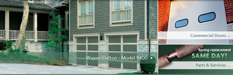 All City Garage Door Wayne Dalton Garage Doors Model 9400