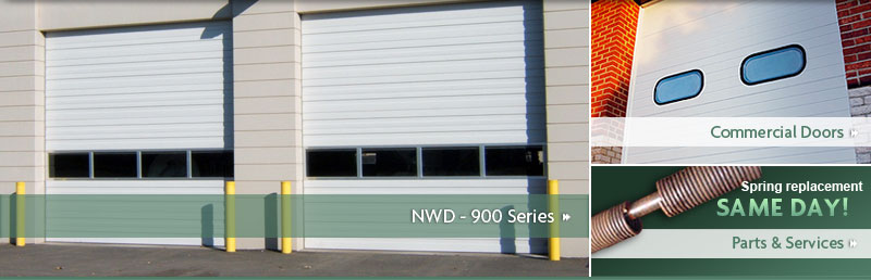 Northwest Doors   900 Series