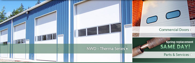 Northwest Doors   Therma Series