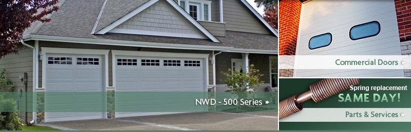 Northwest Doors   500 Series