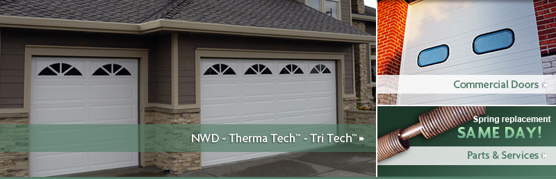 Northwest Door Garage Doors