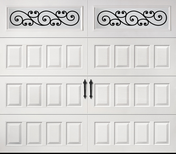 Amarr Oak Summit 1000 Walnut Garage Door: All City Garage Door